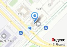 Компания «Мировые судьи района Раменки» на карте