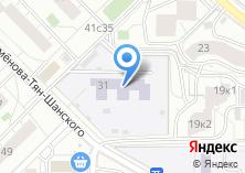 Компания «Московиты» на карте