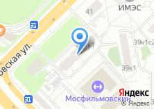 Компания «Эха-блюз» на карте