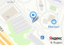 Компания «ЛАВР-МОТОРС» на карте