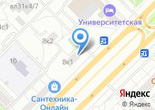 Компания «Анна Мак» на карте