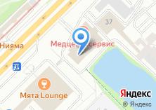 Компания «Золотой Мандарин» на карте