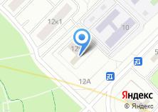 Компания «НАНОРЕКЛАМА» на карте