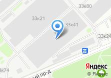 Компания «Poshop.ru» на карте