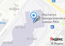 Компания «ПЕПТОС ФАРМА» на карте