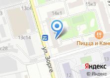 Компания «БЕРТ-М» на карте