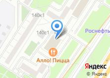 Компания «Роскон-М» на карте
