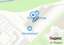 Компания «АМС Моторс» на карте