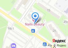 Компания «Золотые ручки» на карте