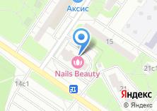 Компания «ФАРАДЕЙ» на карте