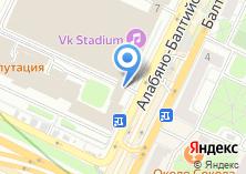 Компания «Сакурами» на карте