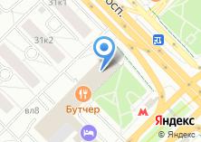 Компания «Центр Вскрытия» на карте