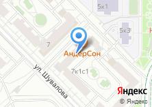 Компания «Lux Clinic» на карте