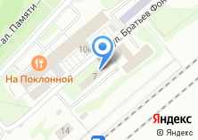 Компания «Декостиль плюс» на карте