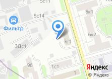 Компания «Rossinka» на карте