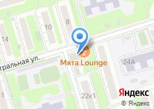 Компания «ОГНИ ГОРОДА» на карте