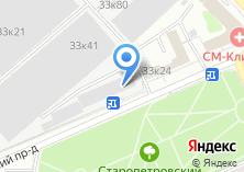 Компания «Бортник» на карте