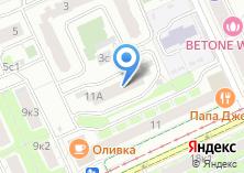 Компания «Всезнайка СПО» на карте