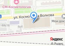 Компания «ДСД» на карте
