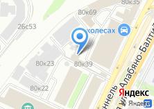 Компания «Северный щит» на карте