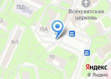Компания «Продуктовый магазин на Ленинградском проспекте» на карте