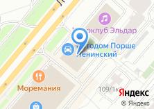 Компания «Кампай» на карте