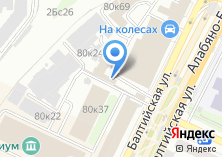 Компания «Светоч-Сэмлайт» на карте
