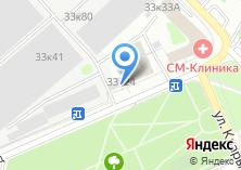 Компания «Желтая» на карте