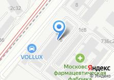 Компания «ExpoForce рекламно-производственная компания» на карте