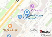Компания «Фейерверк шаров» на карте