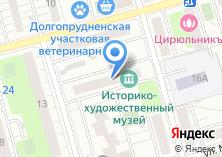 Компания «Паритет» на карте