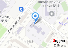 Компания «Детский сад №2311» на карте