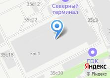 Компания «ИНТЕР-ГРАД торговая компания» на карте