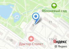 Компания «СитиКоммерц» на карте