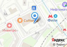 Компания «Крымский Вал ЭКФ» на карте