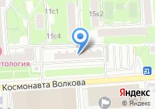 Компания «Волкова 13» на карте