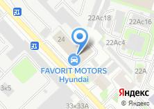 Компания «Элит-каскад» на карте