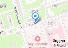 Компания «Долштамп.РФ» на карте