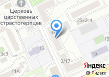 Компания «СОТпро» на карте