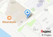 Компания «Сердце Столицы» на карте