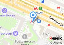 Компания «Мото.ру» на карте