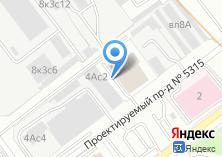 Компания «АККОРД-СБ» на карте