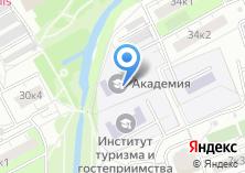 Компания «Школьная академия» на карте