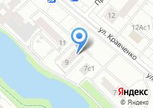 Компания «Медклассик+» на карте