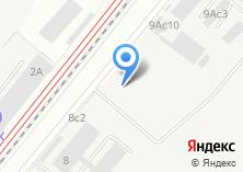 Компания «СТАЛЬДЕКОР» на карте