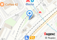 Компания «Дахна» на карте