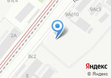 Компания «Теплыеполы.ру» на карте