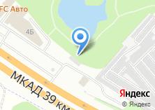 Компания «ГлавДачТрест» на карте