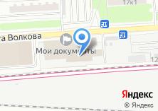 Компания «ЮНИСОВ-СЕРВИС» на карте