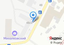 Компания «Loft Park» на карте